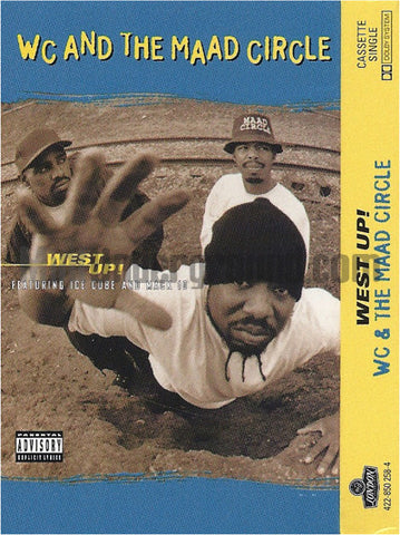 WC & The Maad Circle: West Up: Cassette Single