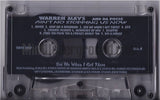 Warren Mays/Warren Mayes: Ain't No Stoppin Us Now: Cassette