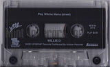 Willie D: Play Witcha Mama: Cassette Single: 2 Track