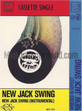 Wrecks-N-Effect: New Jack Swing: Cassette Single