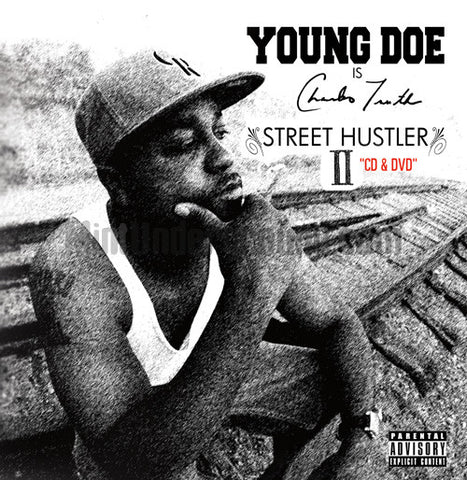Young Doe: Street Hustler II: CD/DVD