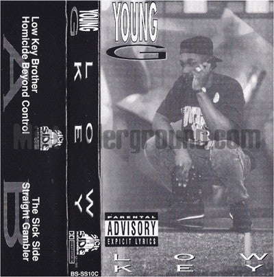 Young G: Low Key: Cassette