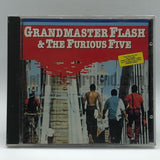 Grandmaster Flash & The Furious Five: Grandmaster Flash And The Furious Five: CD