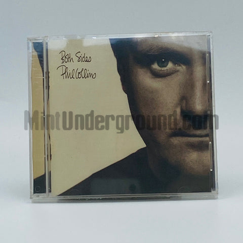 Phil Collins: Both Sides: CD