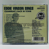 Eddie Vinson: Cleanhead's Back In Town: CD