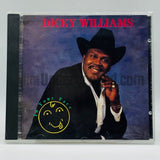 Dicky Williams: In Your Face: CD