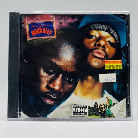 Mobb Deep: The Infamous: CD