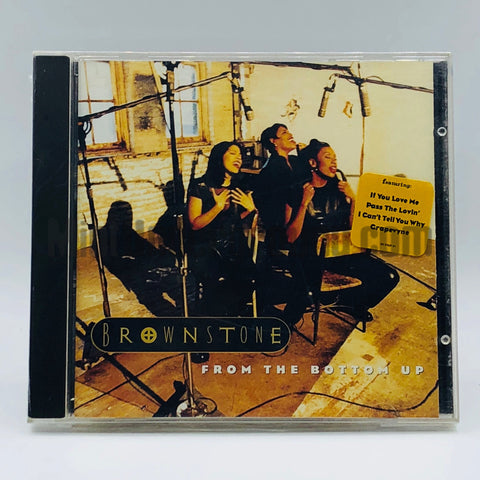Brownstone: From The Bottom Up: CD