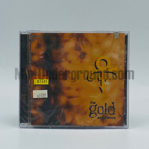 The Artist aka Prince: The Gold Experience: CD