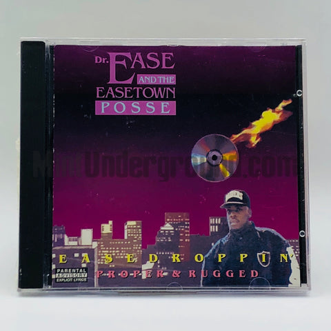 Dr. Ease And The Easetown Posse: Ease Droppin (Proper & Rugged): CD