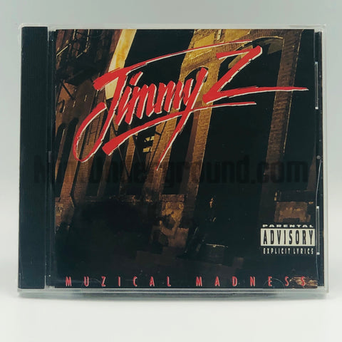 Jimmy Z: Muzical Madness: CD
