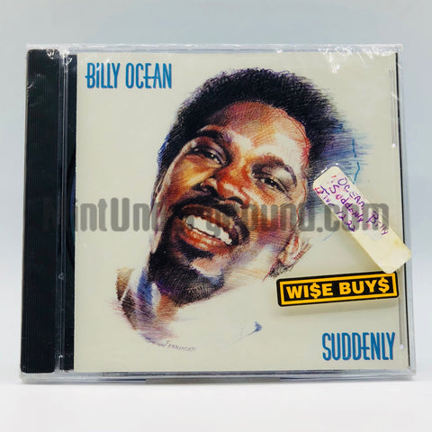 Billy Ocean: Suddenly: CD