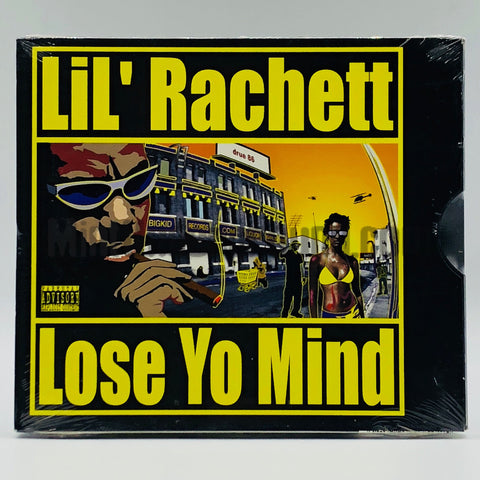 Lil' Rachett: Lose Yo Mind/Deadly Sins: CD Single
