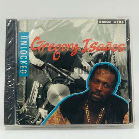 Gregory Isaacs: Unlocked: CD