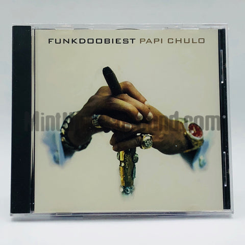 Funkdoobiest: Papi Chulo: CD Single: Promo