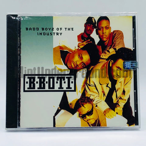 B.B.O.T.I.: Badd Boyz Of The Industry: CD
