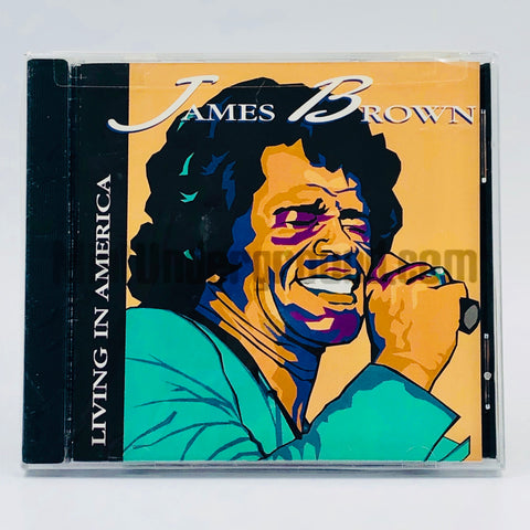 James Brown: Living In America: CD