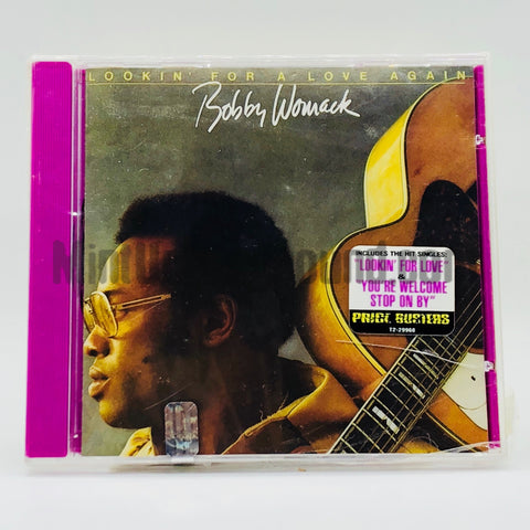 Bobby Womack: Lookin' For A Love Again: CD