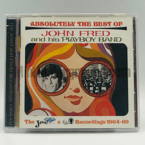 John Fred and his Playboy Band: Absolutely The Best Of John Fred & His Playboy Band: CD