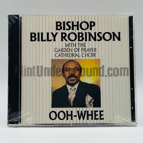Bishop Billy Robinson: Ooh Whee: CD