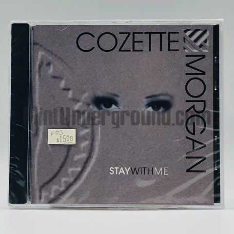 Cozette Morgan: Stay With Me: CD