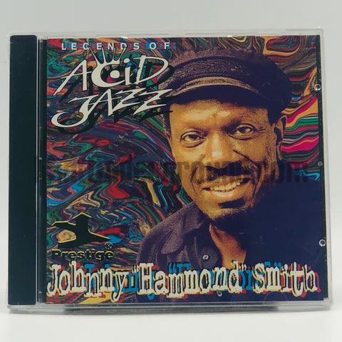 "Johnny ""Hammond"" Smith: Legends Of Acid Jazz: CD"