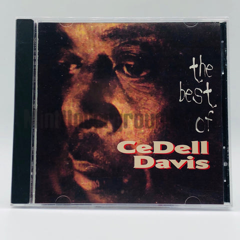 CeDell Davis: The Best Of CeDell Davis: CD