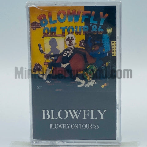 Blowfly: Blowfly On Tour '86: Cassette