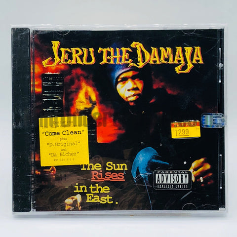Jeru The Damaja: The Sun Rises In The East: CD
