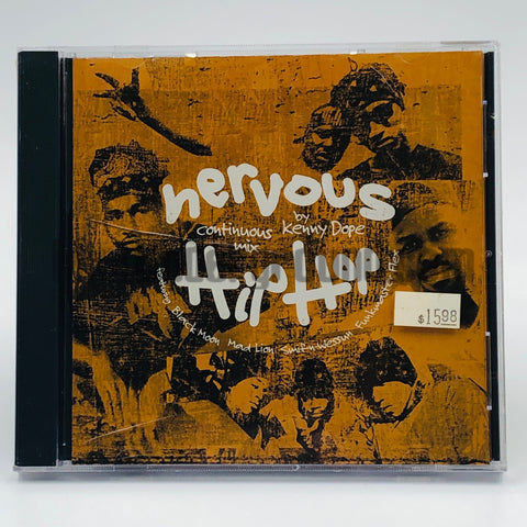 Various Artists: Nervous Hip Hop (A Continuous Mix By Kenny Dope): CD