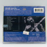 Herb Ellis: Nothing But The Blues: CD