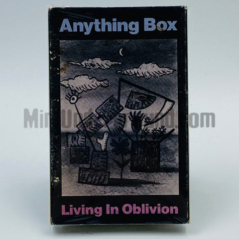 Anything Box: Living In Oblivion: Cassette Single