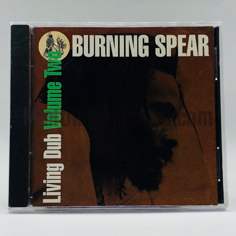 Burning Spear: Living Dub, Volume Two/2: CD