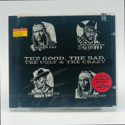 Various Artists: The Good, The Bad, The Ugly & The Crazy: CD