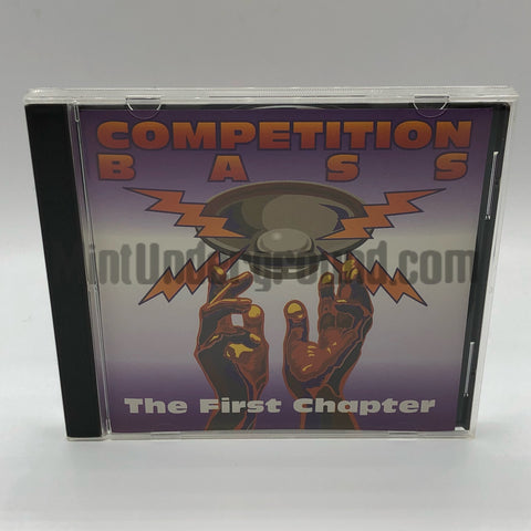 Competition Bass: The First Chapter: CD