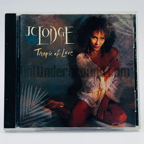 J.C. Lodge: Tropic Of Love: CD
