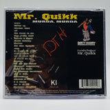 Mr. Quikk: Murda Murda: CD