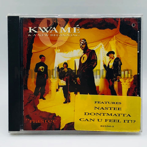Kwame & A New Beginning: Nastee: CD