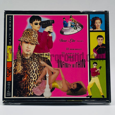 Deee-Lite: Infinity Within: CD