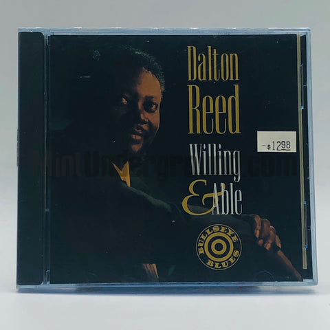 Dalton Reed: Willing & Able: CD