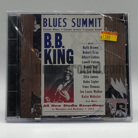 B.B. King: Blues Summit: CD