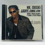Mr. Cheeks: Lights, Camera, Action Remix: CD Single