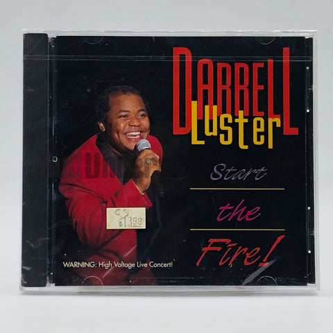 Darrell Luster: Start The Fire: CD