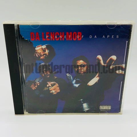Da Lench Mob: Planet Of Da Apes: CD