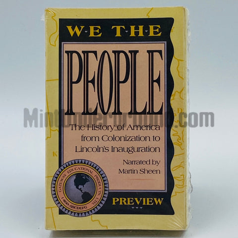 Various Artists: We The People: Cassette Single
