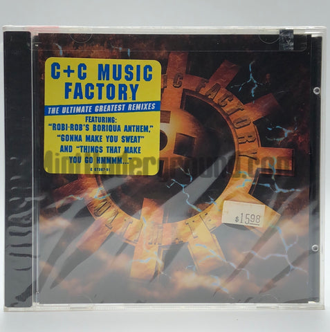 C+C Music Factory: Ultimate: CD