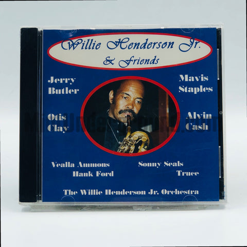Willie Henderson Jr. & Friends: Willie Henderson Jr. & Friends: CD