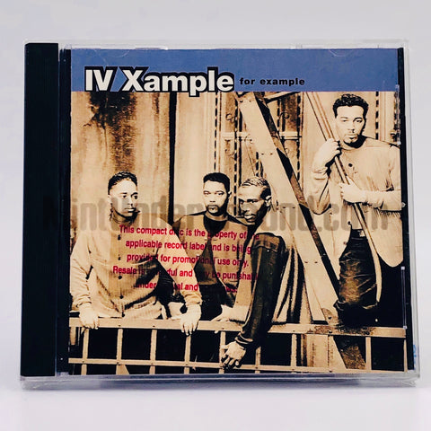 IV Xample: For Example: CD