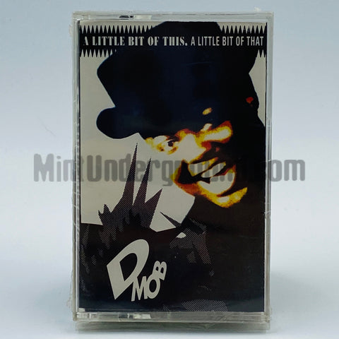 D Mob: A Little Bit Of This, A Little Bit Of That: Cassette