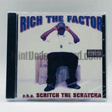 Rich The Factor: Scritch The Scratcha: CD